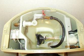 タンク内部の構造